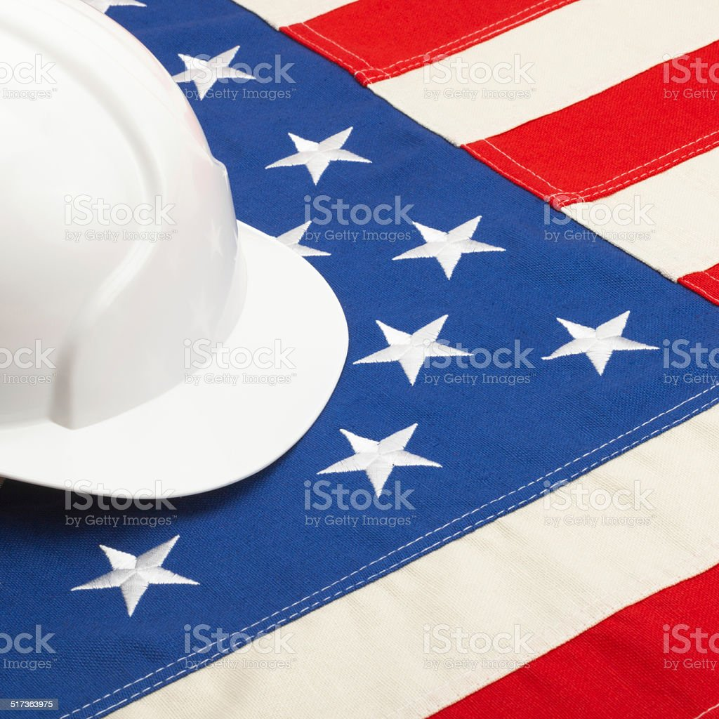 Helmet Over Us Flag 1 To 1 Ratio Stock Photo   More Pictures of ... f9d745b0b05