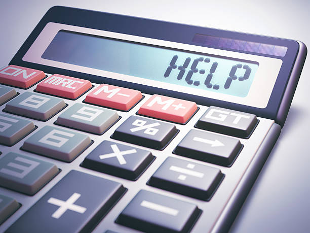 Help Calculation Business Finance – Foto