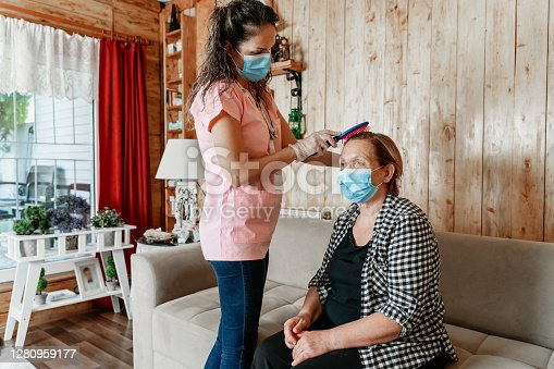 istock Help in the morning 1280959177