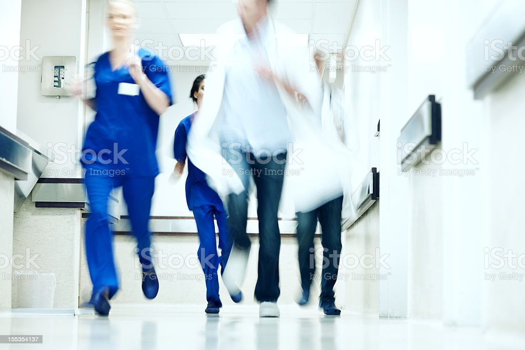 Help is on the way royalty-free stock photo