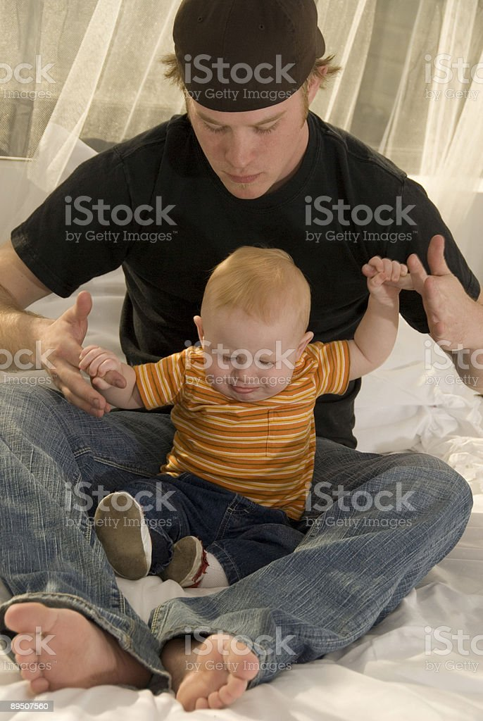 Help me up. royalty-free stock photo