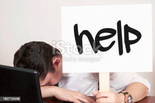 658516626 istock photo Help 180715446