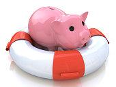 istock help piggy bank 509052688