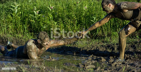 istock Helping a Friend 835557878