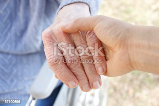istock Helping Hand 137100696