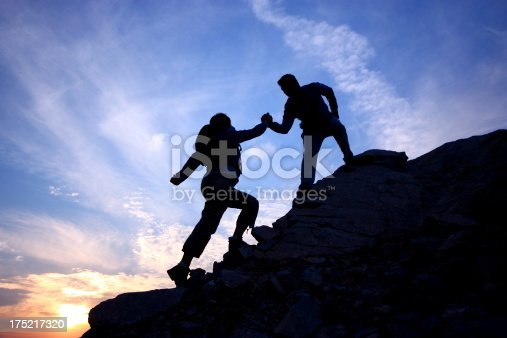 istock Helping hand 175217320