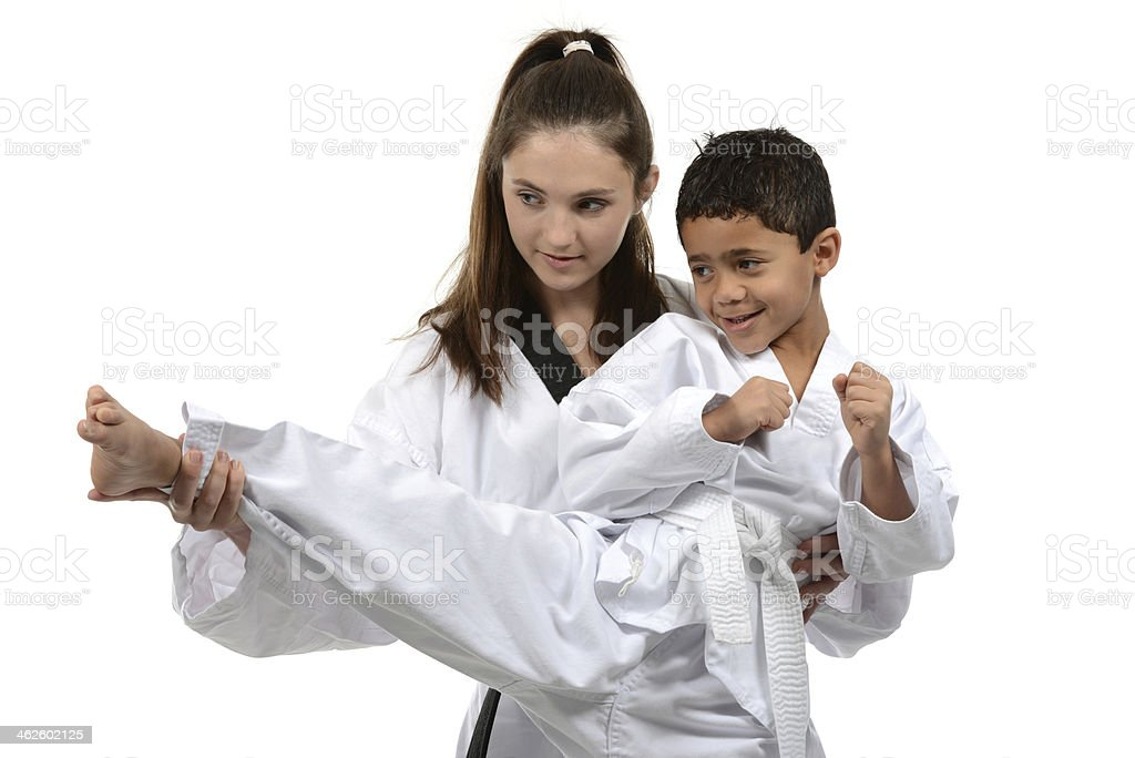 Helping Hand stock photo