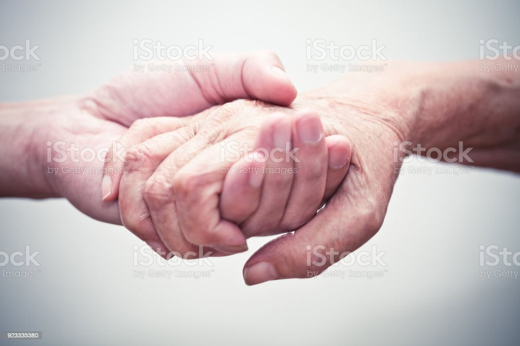 Helfende hand  – Foto