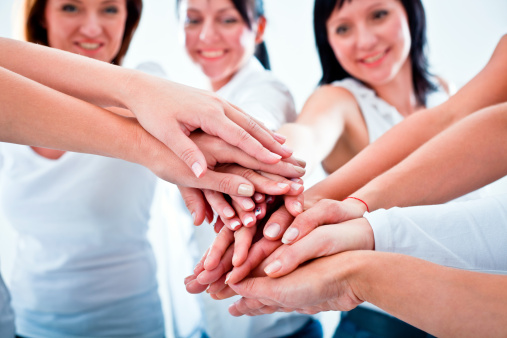 Helping Hands Stock Photo - Download Image Now