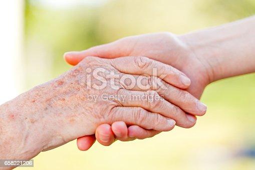 istock Helping hands 658221206