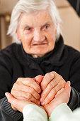 istock Helping hands 664058048