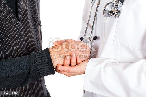 istock Helping hands 664061348