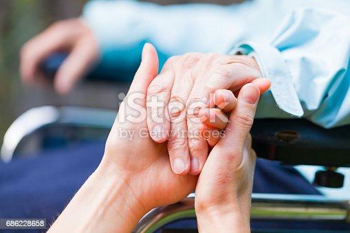 istock Helping hands 686228658