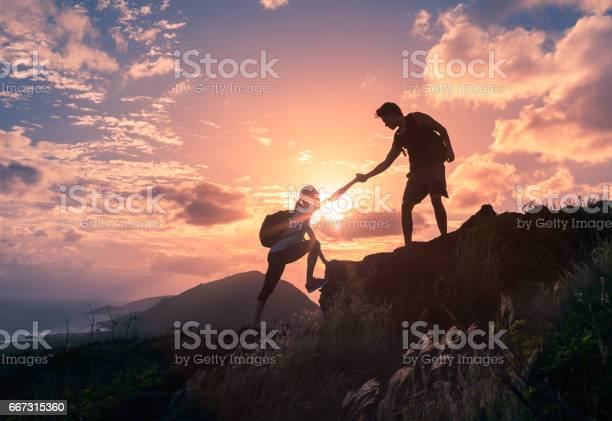 Helping hikers