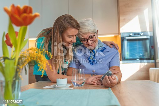 istock Helping others is a calling 1134073027