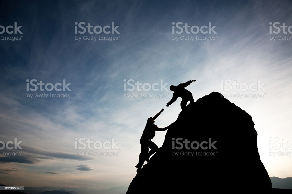 helping royalty-free stock photo
