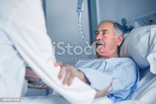 504241549istockphoto Helping the patient 492057443