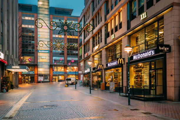 Mcdonalds Helsinki