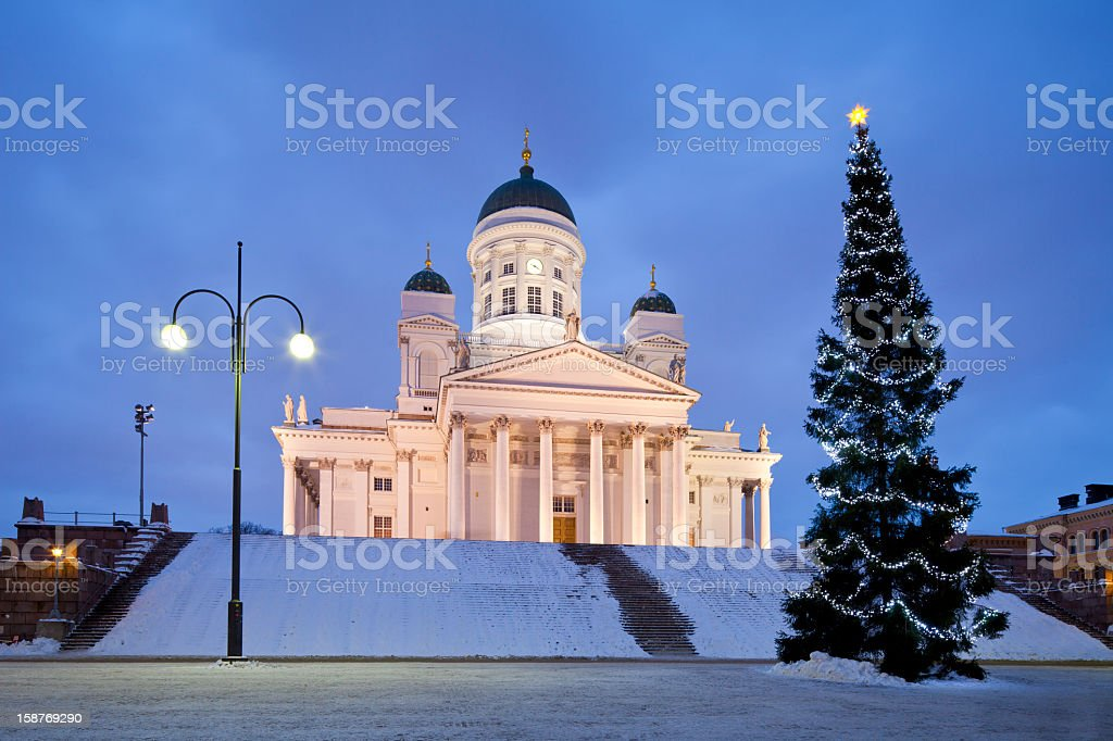 Helsinki, Finland stock photo
