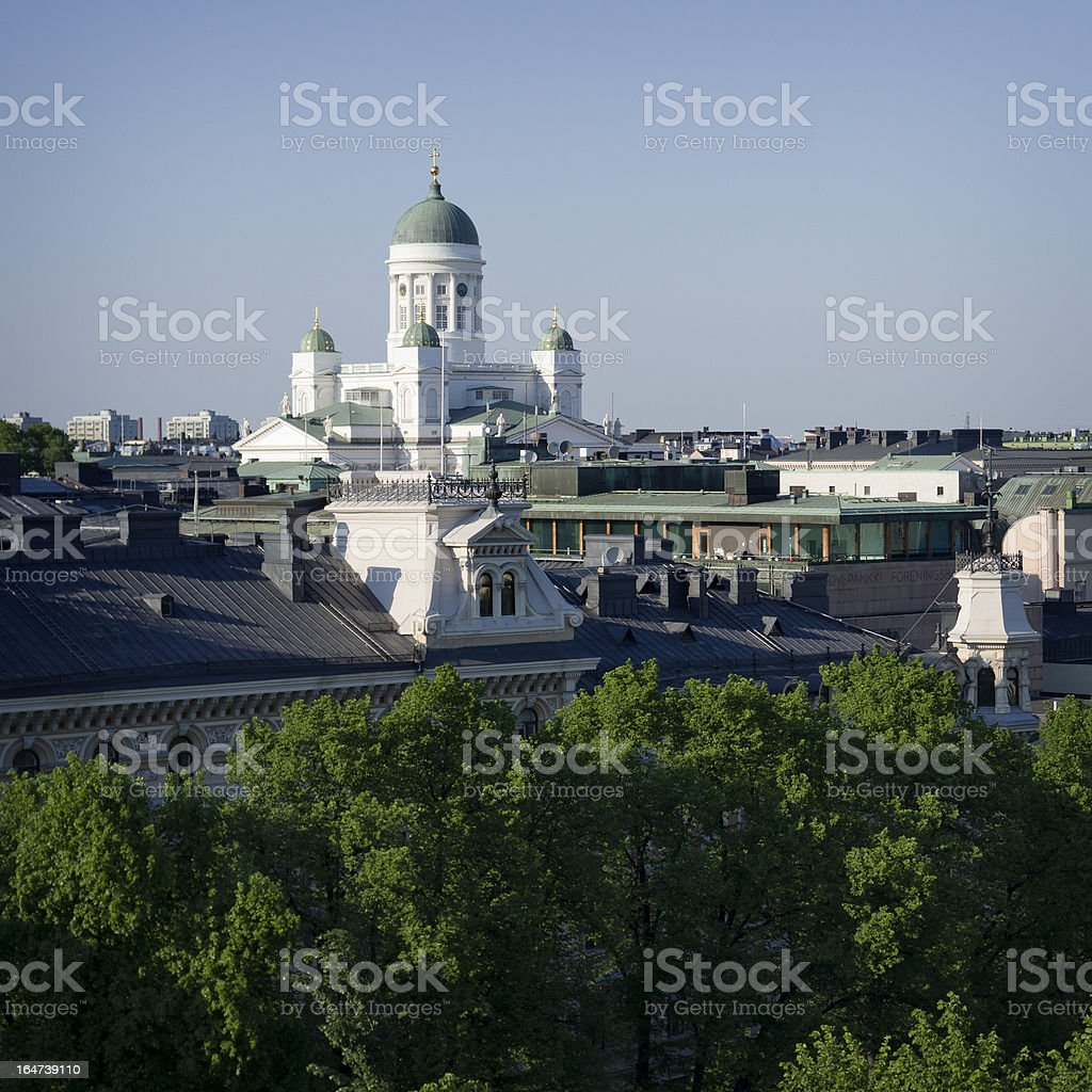 Helsinki Finland royalty-free stock photo