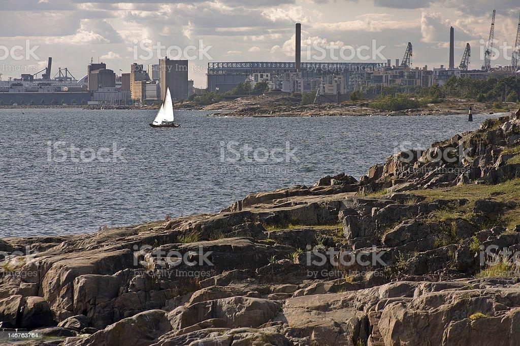 Hafen von Helsinki – Foto
