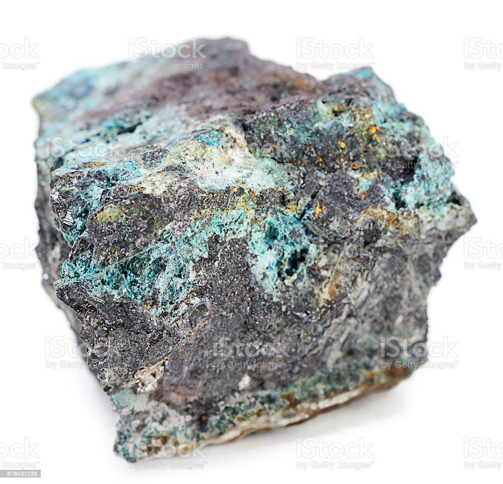 Hematite Isolated stock photo