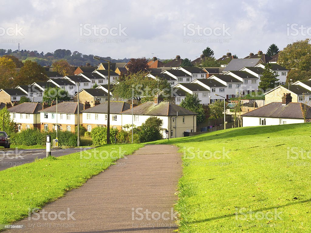 Hemel Hempstead, stock photo