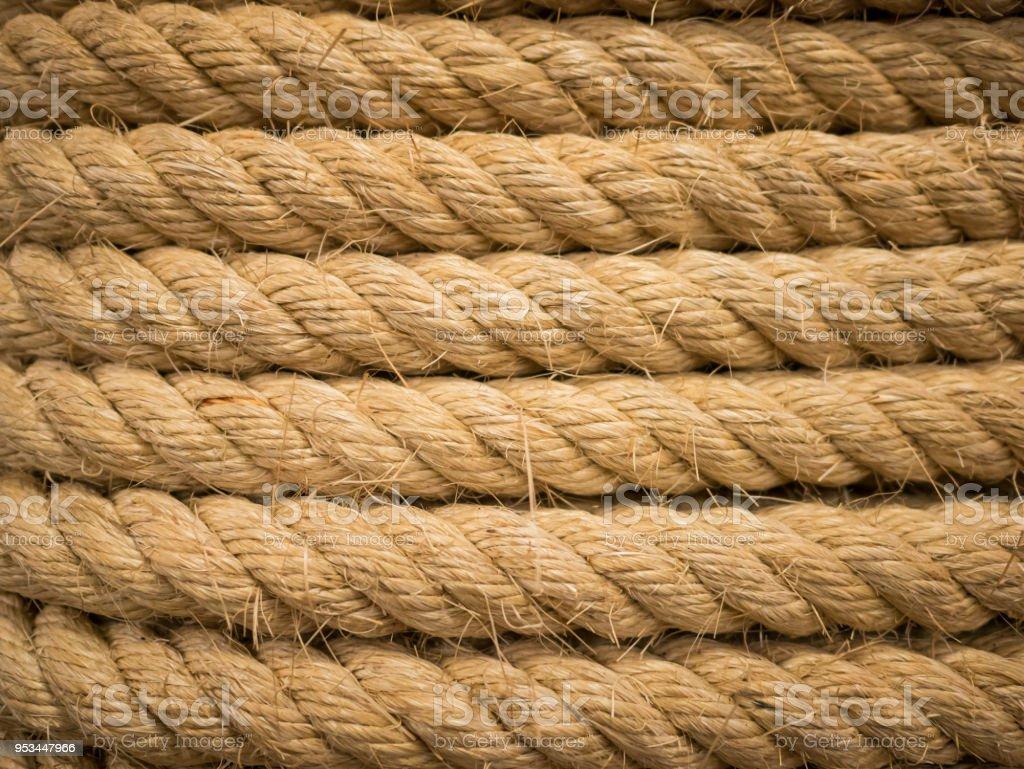 Hemp Rope Background Stock Photo Download Image Now Istock