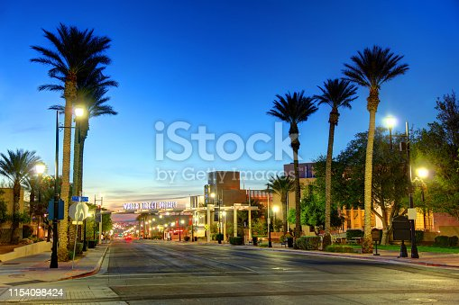Henderson, officially the City of Henderson, is a city in Clark County, Nevada, United States, about 16 miles southeast of Las Vegas. It is the second-largest city in Nevada, after Las Vegas