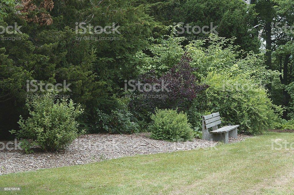 Hendrie Park royalty-free stock photo