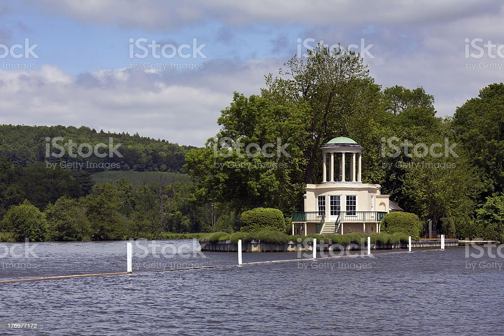 Henley on Thames stock photo