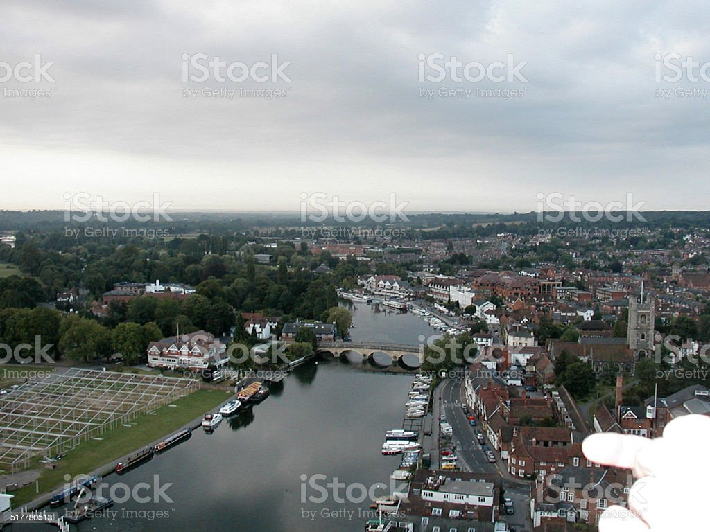 Henley-on-Thames stock photo