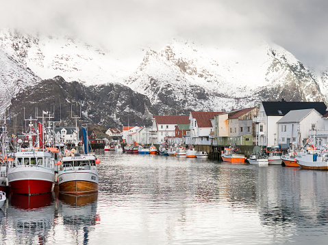 Henningsvaer village, Lofoten Islands – free photo on ...