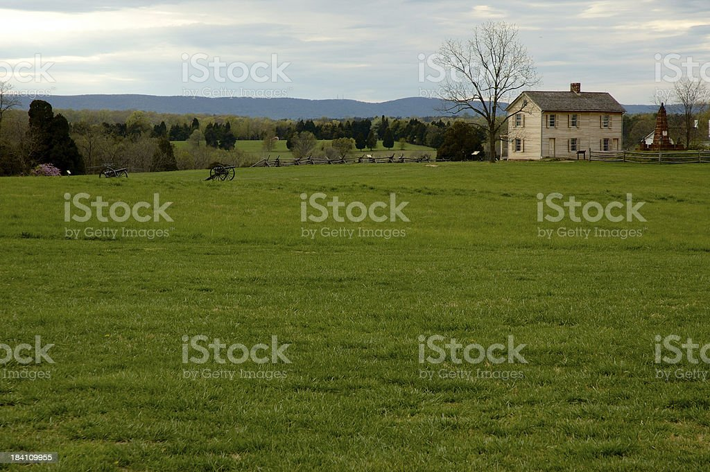 Henry House stock photo