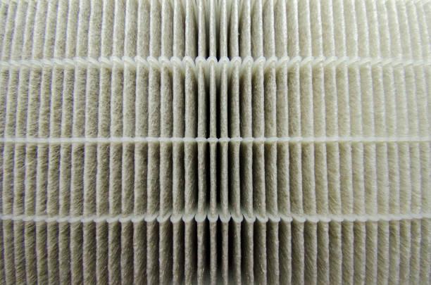 hepa filter luftfilter reiniger - luftfilter stock-fotos und bilder
