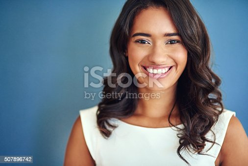 507896586istockphoto Her ambition is going to get her far 507896742