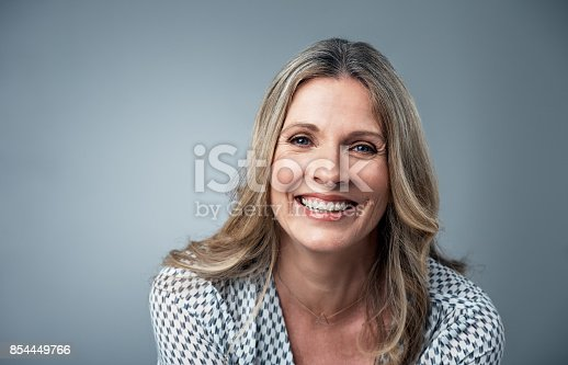 istock Her confidence just shines 854449766