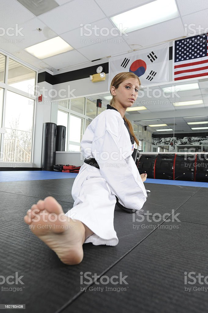 Her dojang stock photo