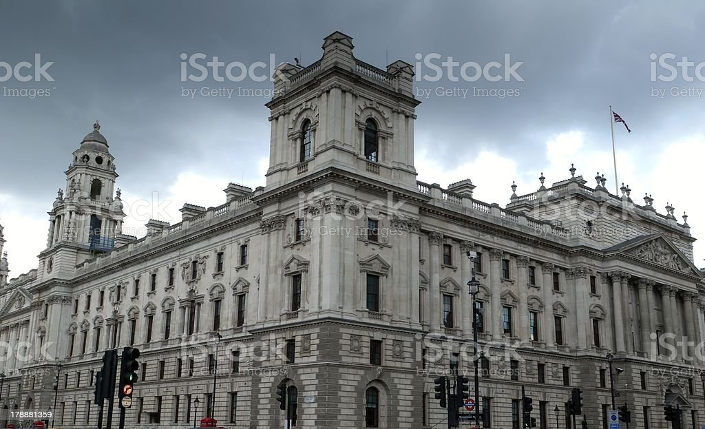 Her Majesty's Revenue And Customs stock photo