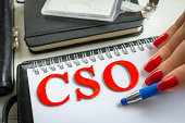 Her new CSO job after breaking the glass ceiling