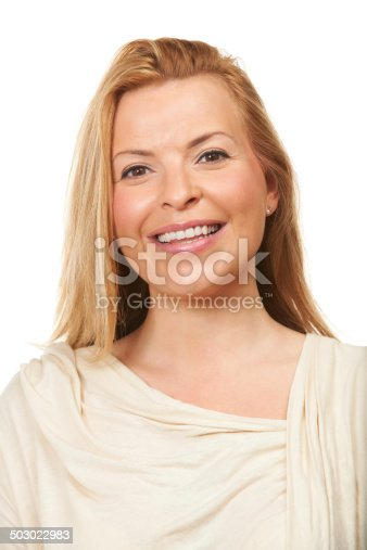 673361134 istock photo Her smile is unforgettable 503022983