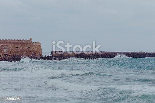 Sea of Crete, Crete, Greece,