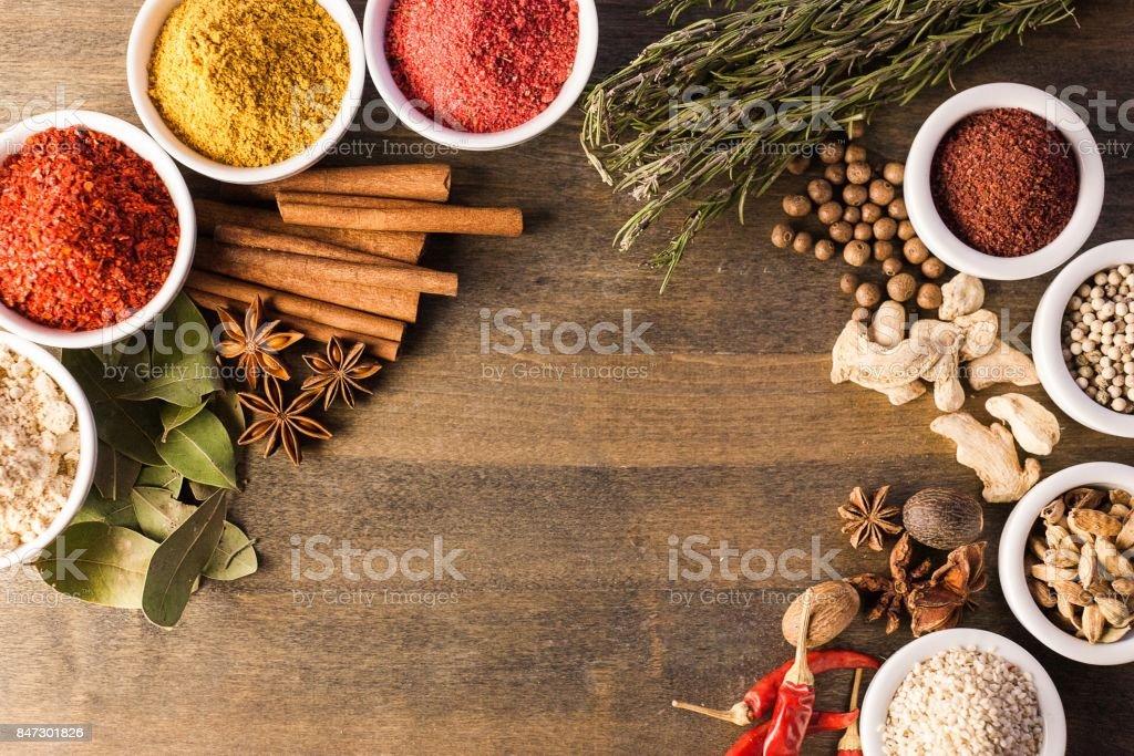 Herb. stock photo
