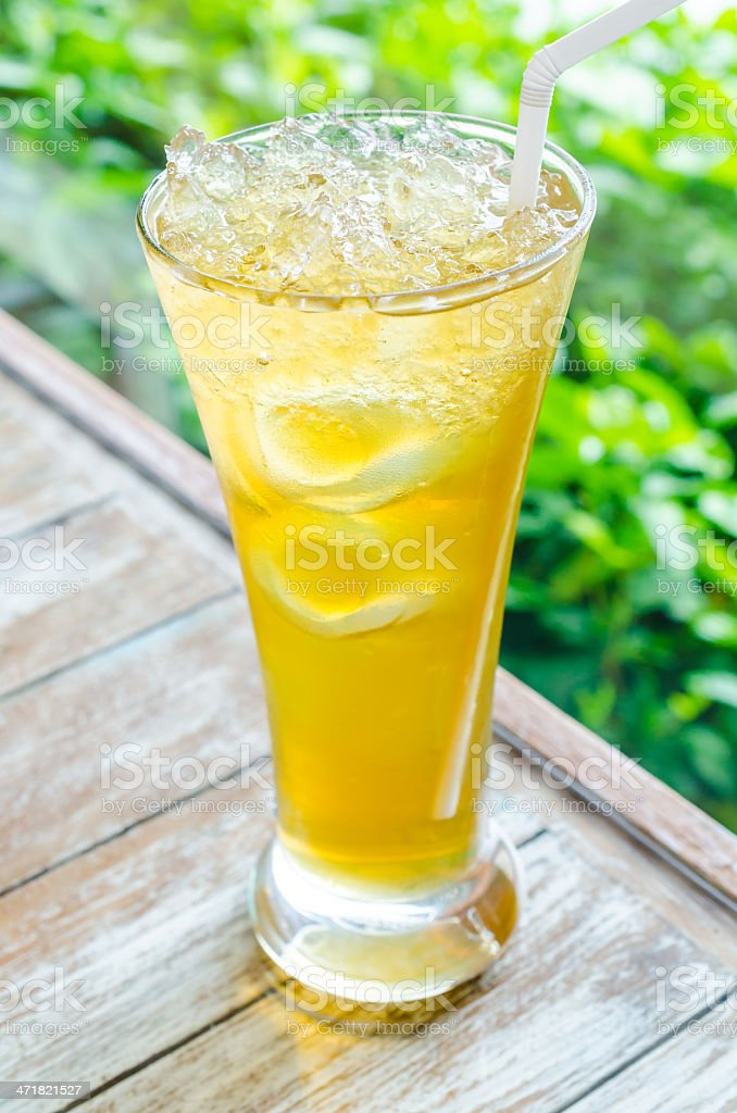 Herb water royalty-free stock photo