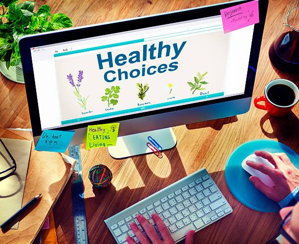 kräutermedizin gesunde auswahl gesundheitswesen und medizin-konzept - gute webseiten stock-fotos und bilder