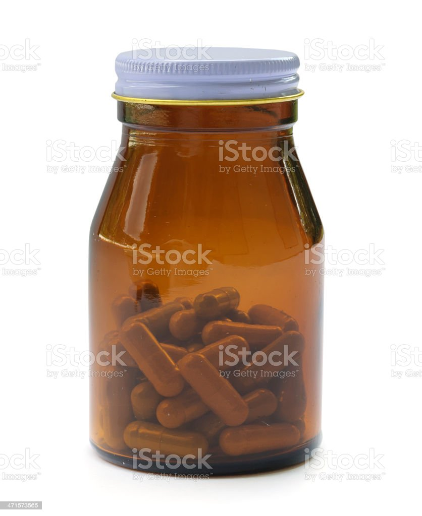 Herbal medicine. royalty-free stock photo