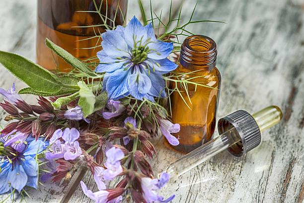 Herbal medicine – Foto