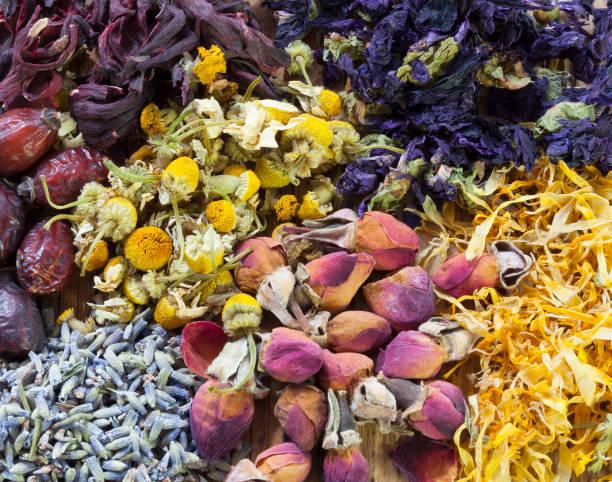 Herbal tea flowers on wooden background picture id869115608?b=1&k=6&m=869115608&s=612x612&w=0&h=jzie3uxmwxj oognhy1edojccy696mvfprbguj1bahy=