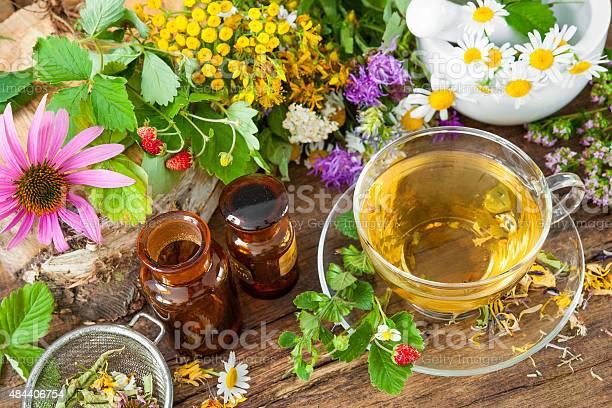 Herbal Tea Stock Photo - Download Image Now
