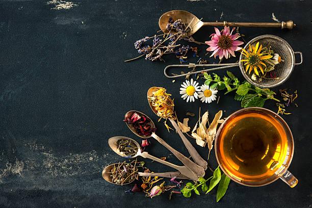Thé parfumé - Photo
